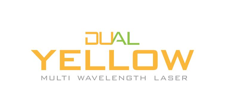 Dual Yellow แสงสีเหลืองและเขียว Shining bright หน้าใส รักษาสิว อักเสบ รักษารอยแดง/ดำสิว